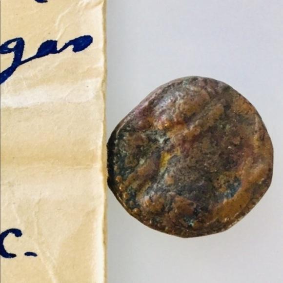 Rester Megas 200BC Coin